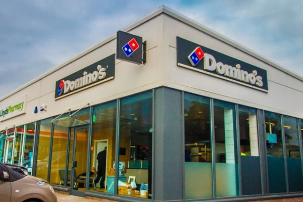 Dominos Airdrie