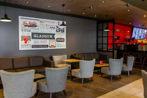 Tim Hortons East Kilbride Int